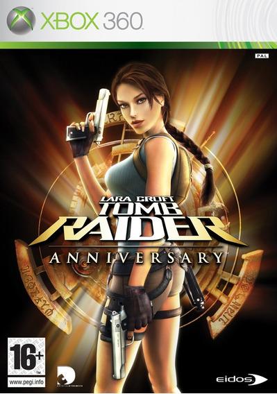 Tomb Raider Aniversario Solo Xbox 360 No Pagar Envío