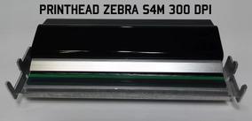 Cabeça Zebra S4m 300 Dpi Nova