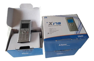Claro Fixo/zte X175 Novo/cdma