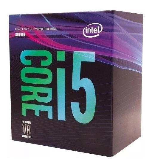 Intel S1151 Box Core I5 8400 2.8ghz 9mb Cache