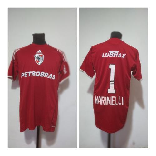 Camiseta River Plate Arquero #1 Marinelli #formation