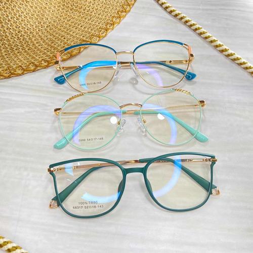 Óculos Com Grau E Antirreflexo