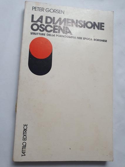142- La Dimensione - Peter Gorsen - 1973