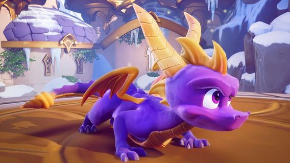 Spyro Reignited Trilogy Xbox One Mídia Física Pronta Entrega