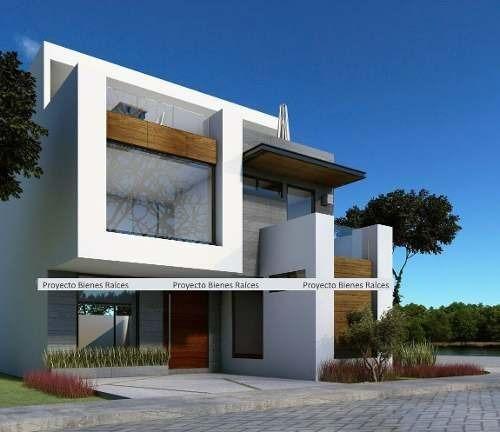 Casa En Venta De 4 Recamaras Parque Zacatecas Lomas De Angelopolis