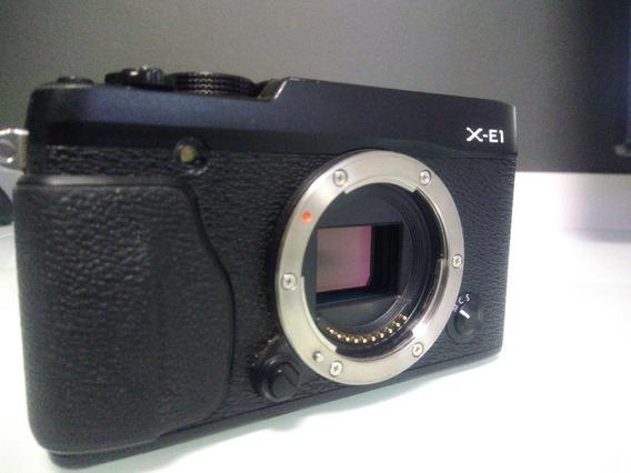 Câmera Mirrorless Fuji Xe-1