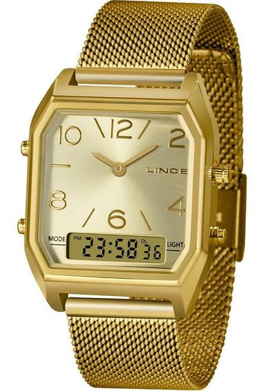 Relógio Feminino Lince Original Com Garantia E Nota Fiscal