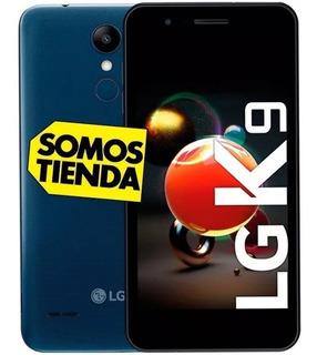 Lg K9 Teléfono 4g Dual Sim 16gb Rom 2gb Ram - Somos Tienda