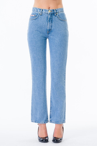 Pantalon Furor De Mezclilla Para Dama El Volador Del Centro
