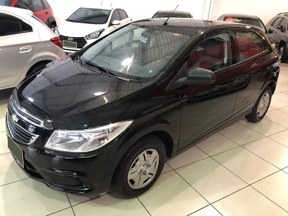 Chevrolet Onix 1.0 Mpfi Lt 8v Flex Manual 2015.