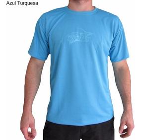 Camiseta Dri Fit 100 % Poliéster Malha Fria Inteligente