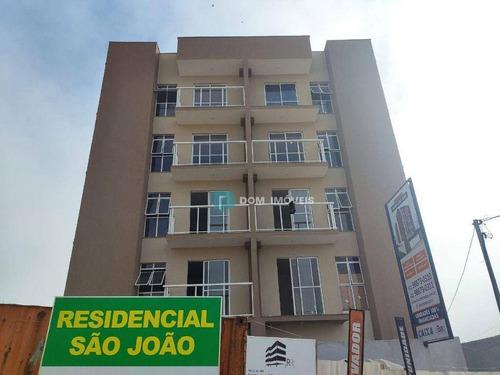 Imagem 1 de 13 de Apartamento Com 2 Dormitórios À Venda, 55 M² Por R$ 179.000,00 - Francisco Bernardino - Juiz De Fora/mg - Ap1296