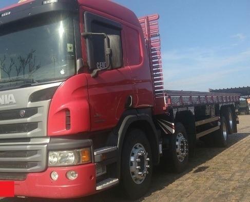 Scania P310  Bitruck  8x4  Ano 2019