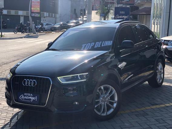 Audi Q3 2.0 Tfsi Quat. 170/180cv S-tronic 5p - Preto - 2...