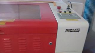 Maquina Corte Laser, Lasermex 400*600