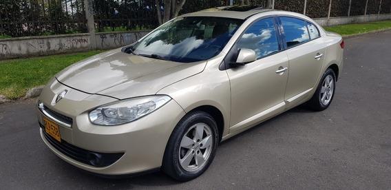 Renault Fluence Privilege 2012 Aa Abs