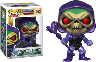 Funko Pop! Skeletor Metallic Exclusive Masters Of T Universe