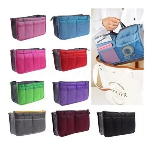 Imagen 1 de 3 de Bolsa De Viaje Organizador Multifuncional Neceser 10 Colores