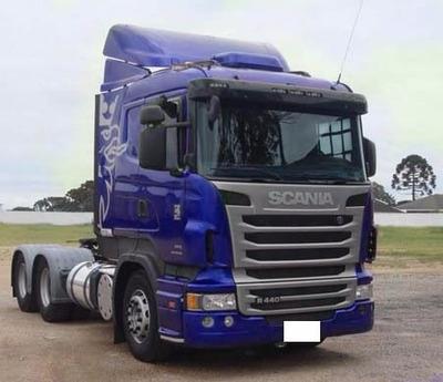 Scania R440 Opticruise Oportunidade 20% Entrada + Financ