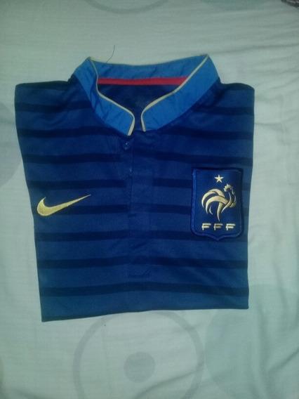 Camiseta Francia Nike 2012