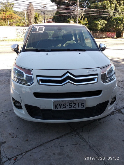 Picasso C3 1.6 16v Exclusive Flex Aut. 5p Flex Star 2012