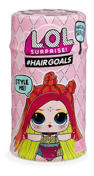 L.o.l Surprise!! Hairgoals Makeover Series 2 - Lançamento