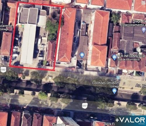 Imagem 1 de 1 de Terreno Extremamente Bem Localizado Para Venda Em Santos - T03 - 69313226