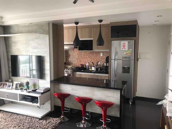 Apartamento Mooca 2 Dorms 1 Suíte Todo Decorado Super Novo