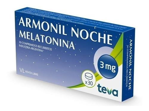 Armonil® Noche X 30 Comp. Teva (melatonina 3mg)