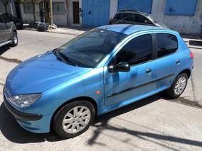 Peugeot 206 1.9 Xrd `99