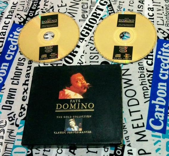 Fats Domino : The Golden Collection Cd Doble - Importado