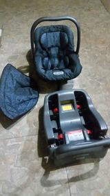 Cadeira Bebê Conforto Burigotto P/crianças 0 A 13kg C/base!