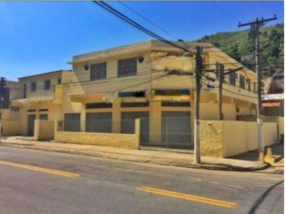 Loja Em Santa Rosa, Niterói/rj De 800m² Para Locação R$ 10.000,00/mes - Lo251999