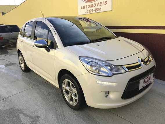 Citroen C3 1.6 Exclusive 8v Flex 4p Manual