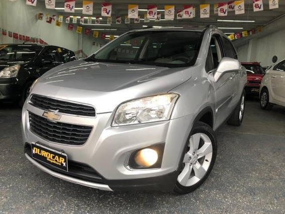 Chevrolet Tracker Ltz 1.8 16v Ecotec Flex Aut. 2014