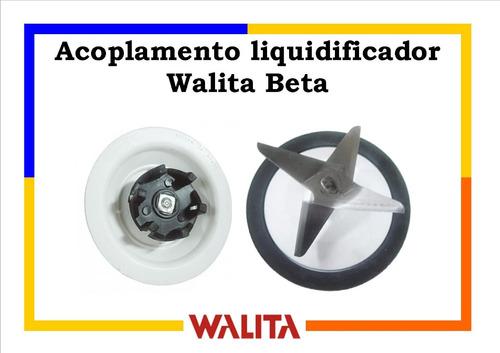 Imagem 1 de 4 de Acoplamento +copo Liquidificador  Walita Beta  Antigo Oferta