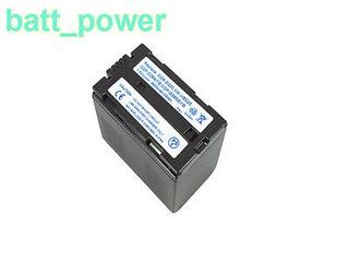 3600mah Batería Para Panasonic Nv-ds33en Nv-ds50 Nv-ds65b Nv