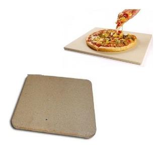 Placa Refractaria Pizza A La Piedra Para Horno Piso Fara
