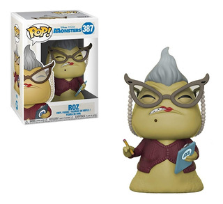 Funko Pop Disney Monsters Inc Roz 387