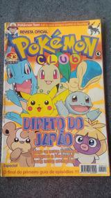 Revista Oficial Pokemon Club 13 Coleçao Colecionador #vm