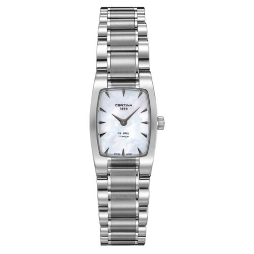 Reloj De Cuarzo Certina Para Mujer C012-109-44-111-00