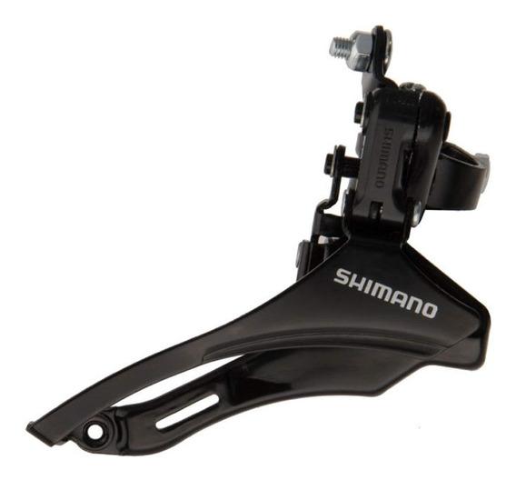 Desviador Shimano Tourney Fd-tz30 De 3x6/7v