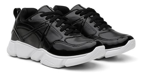 Tênis Chunky Sneaker Casual Feminino