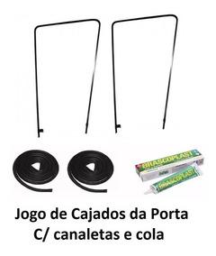 Kit Cajado Da Porta Do Mb 710/1418/1620/2423+ Armação
