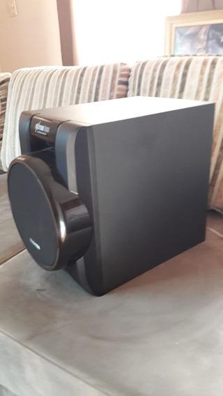 Caixa Acústica Sub-woofer Toshiba