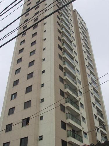 Imagem 1 de 20 de Apartamento Residencial À Venda, Tatuapé, São Paulo. - Ap5258