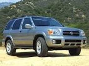 Desarme Nissan Pathfinder 2003