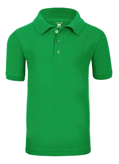 Playera Polo Para Niño National Style