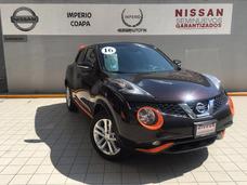 Nissan Juke Advance Navi Cvt 2016 Somos Agencia!!