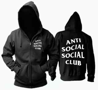 Campera Anti Social Social Club